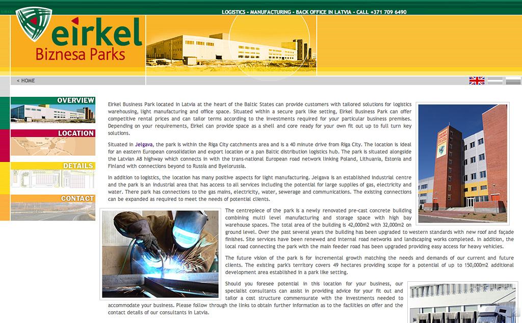 Eirkel Business Park