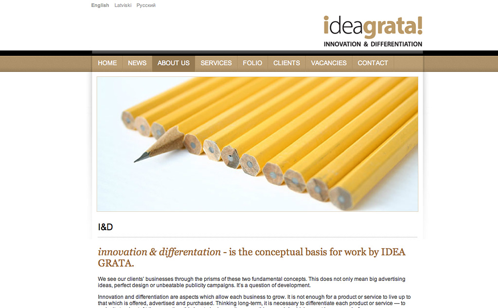 Ideagrata